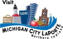 Michigan City La Porte Logo