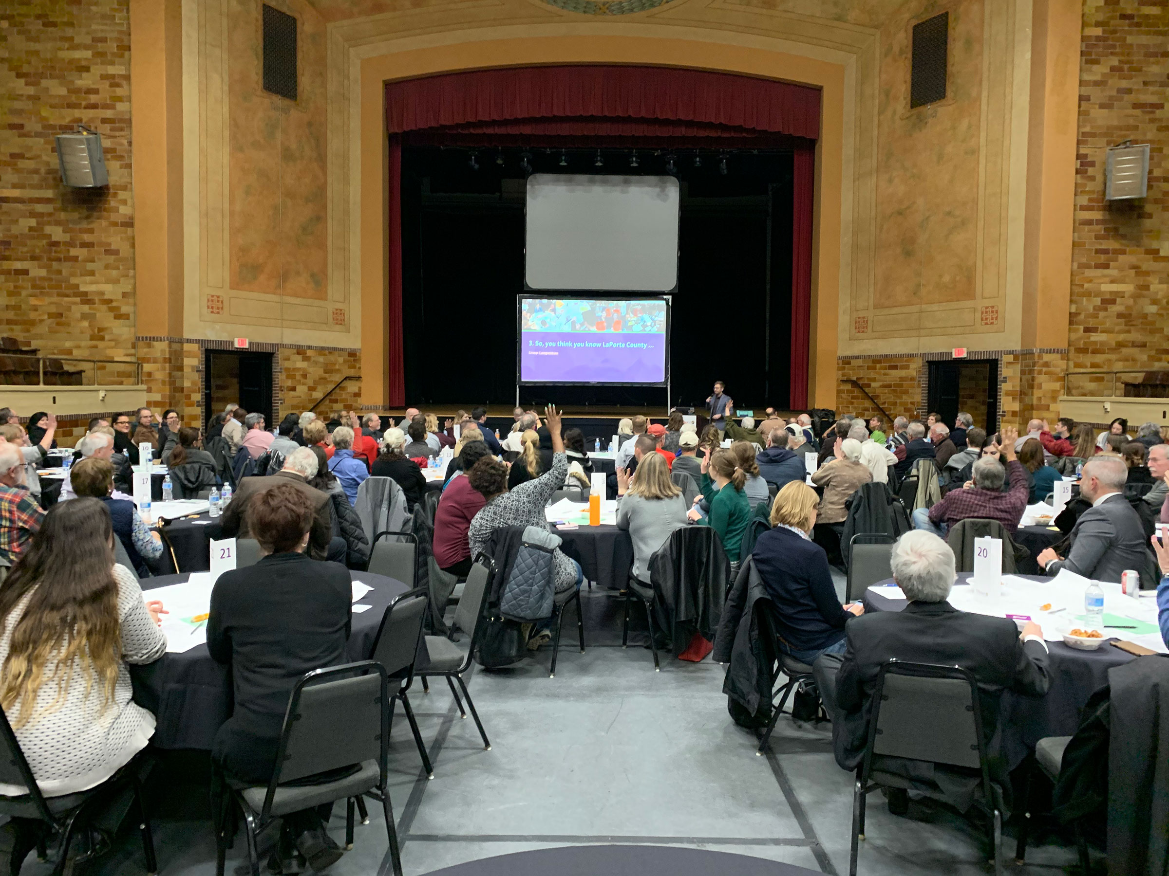 Vibrant Communities presentation